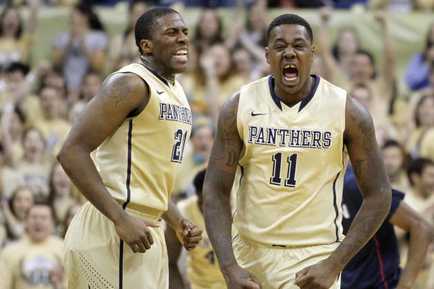 Pitt Draws No. 8 Seed in NCAA West Region, Will Play Wichita State