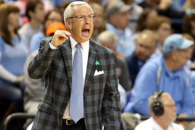 UNC Earns 8th Seed in South Region