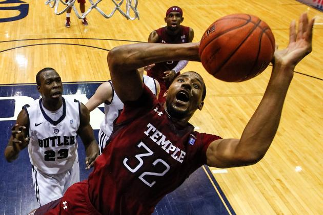 Temple Earns 9th Seed in NCAA Tourney