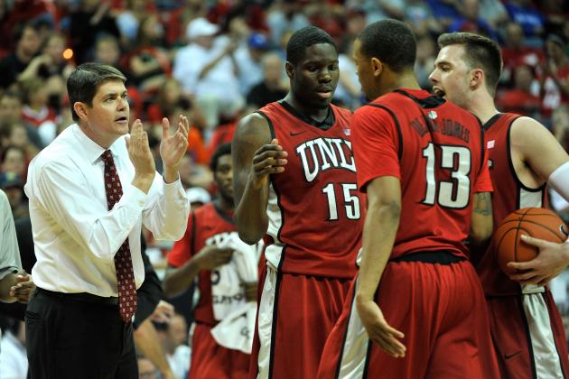 UNLV Heading to Its 20th Big Dance