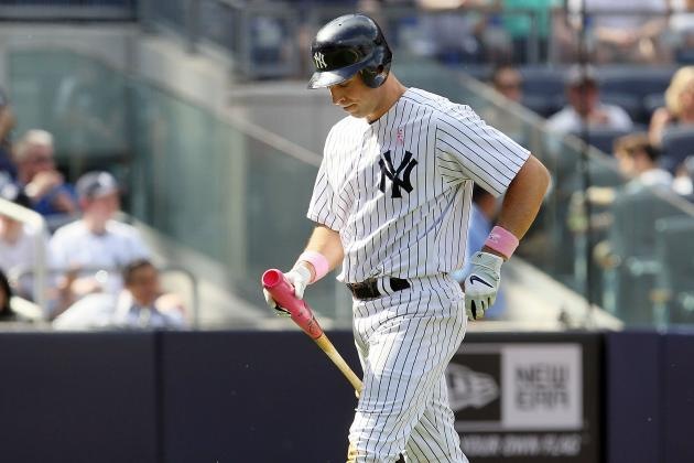 Comparing and Contrasting Mark Teixeira's Wrist Injury to Jose Bautista's