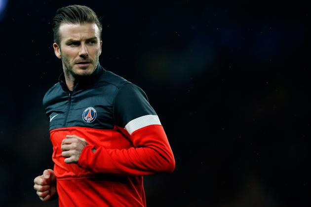 Evaluating David Beckham's Contribution for PSG vs. Saint-Etienne