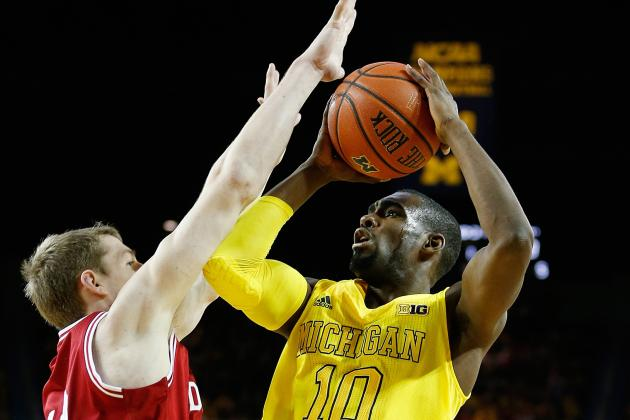 U-M a No. 4 Seed in NCAA Tourney, Will Play South Dakota State