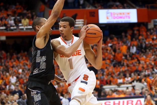 Syracuse Basketball Is No. 4 Seed in NCAA Tournament, Will Face Montana