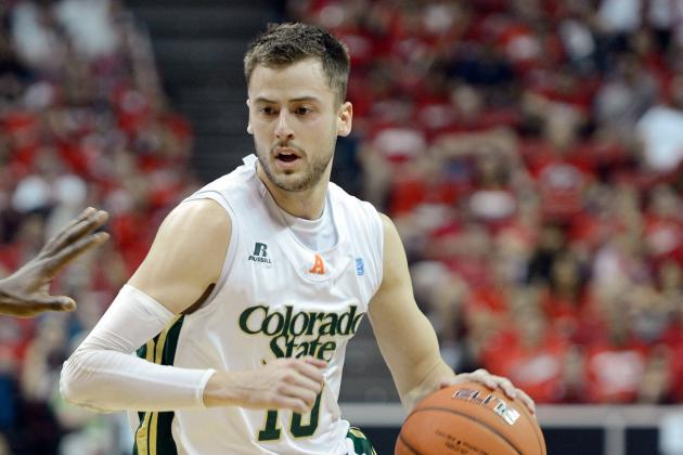 Colorado State Basketball Receives an 8 Seed, Will Face No. 9 Missouri