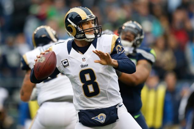 Have the St. Louis Rams Put Sam Bradford in a Position to Fail?
