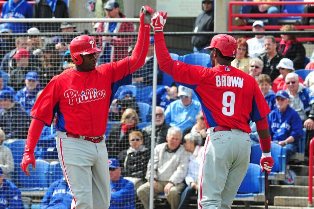 Philadelphia Phillies Players Set to Outplay Their Contracts in 2013