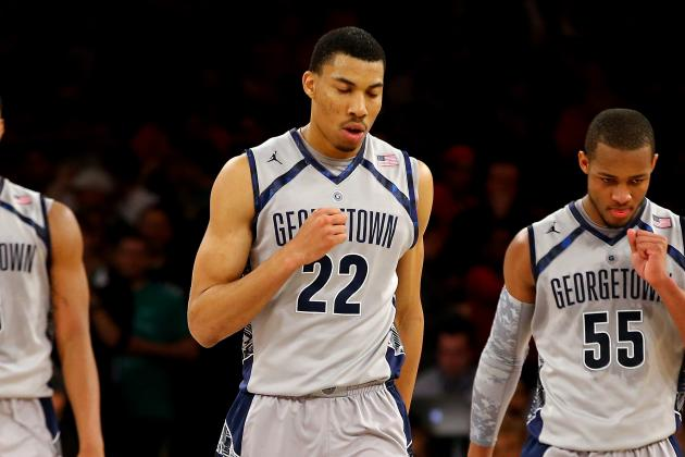 Georgetown Basketball Will Face Florida Gulf Coast in First Round