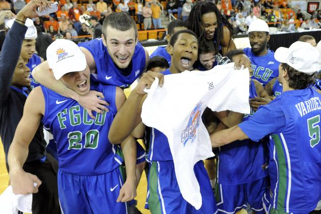 Florida Gulf Coast to Face Georgetown in NCAA Tournament
