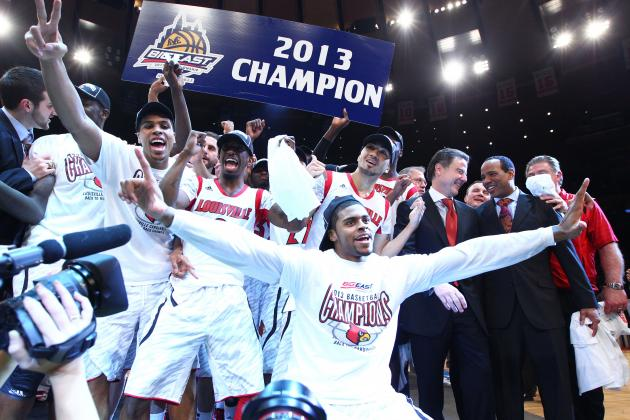 NCAA Bracket 2013: Update of Top Seeds' Chances in March Madness