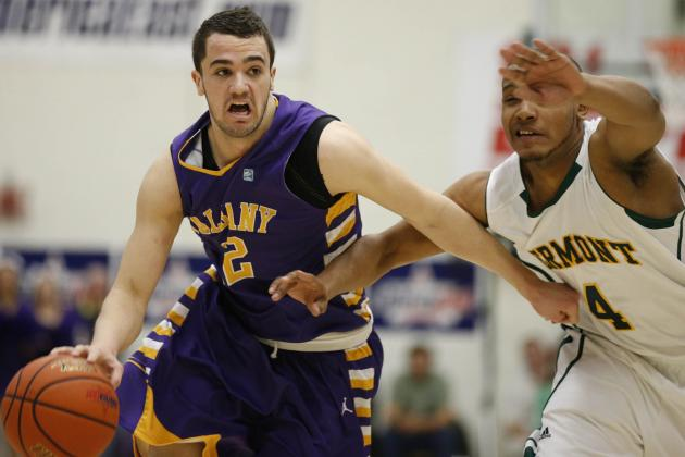Albany Draws Duke, Gets No. 15 Seed