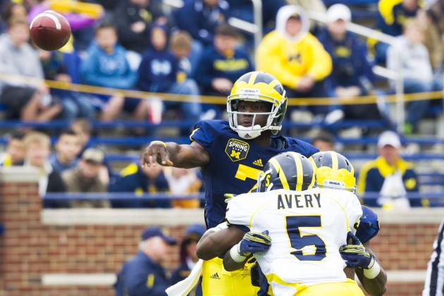 Michigan Football: Position Changes Highlight Opening of Spring Practice