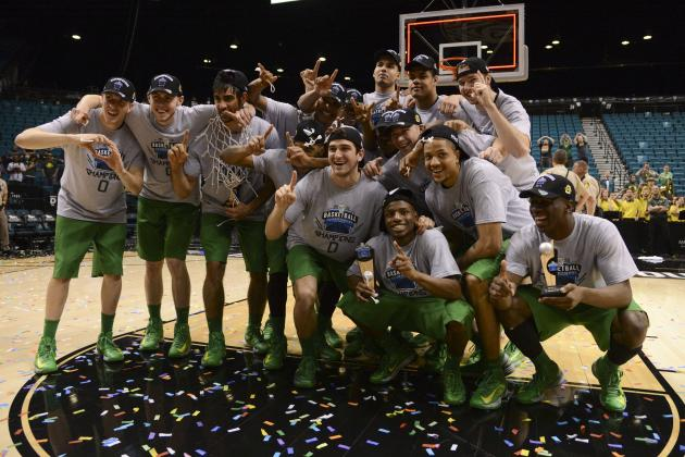 Oregon Earns 12 Seed, Will Face Oklahoma State