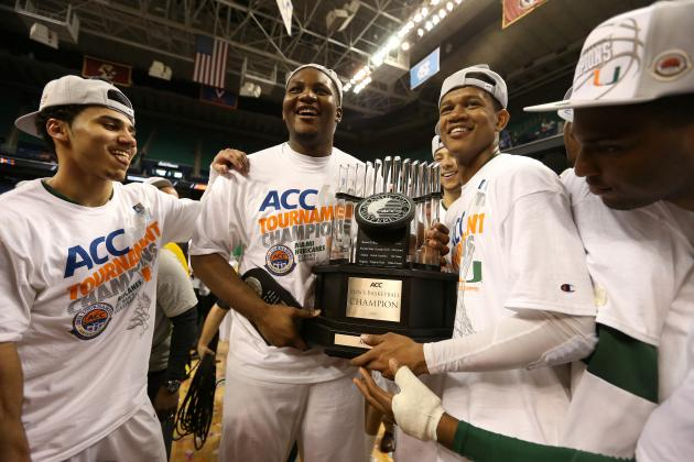 Miami Basketball: Breaking Down Hurricanes' Path to an NCAA Championship