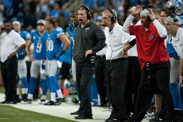 Detroit Lions Need Good Draft to Keep Momentum Building