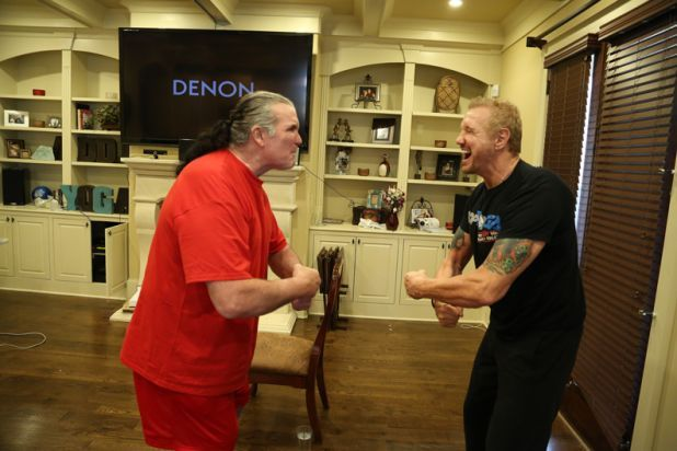 DDP and Fans Succeed in Raising Funds for Scott Hall