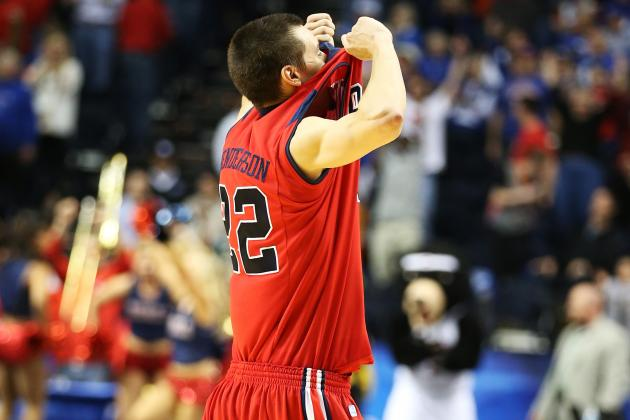 Marshall Henderson: The Most Memorable Images of Ole Miss Star's Season