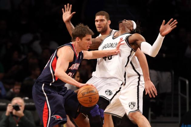 Brooklyn Nets Can't Take Advantage of NY Knicks Losing Streak