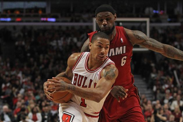 How Good Would Chicago Bulls Be If D-Rose Had Played All Year?
