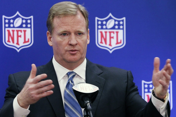 Goodell, NFL Told Redskins That League Will Not Yield on Salary Cap Penalty