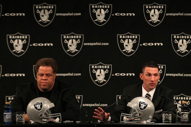 Oakland Raiders' Short-Term Pain, Offseason Inactivity Will Equal Long-Term Gain
