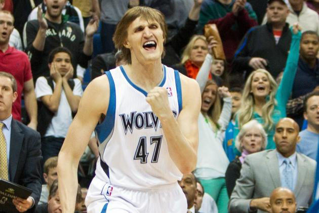 Kirilenko's Key Blocks Save Wolves' Victory