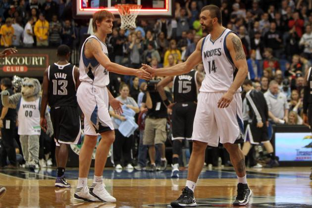 Two Injured Wolves Starters -- Pekovic, Kirilenko -- Return