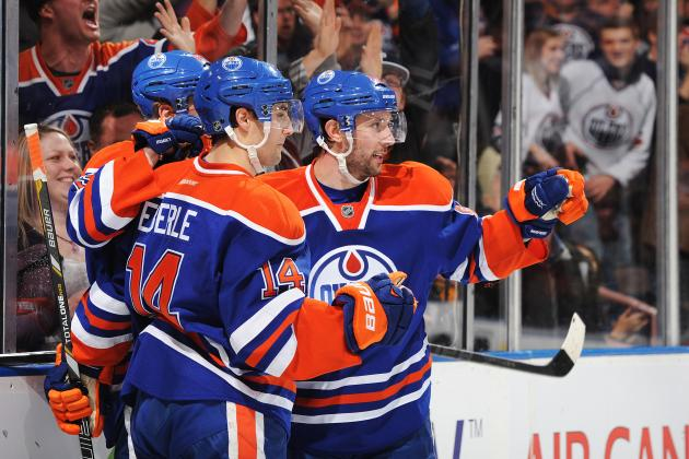 Edmonton Oilers: Potential Buyers at the Trade Deadline?