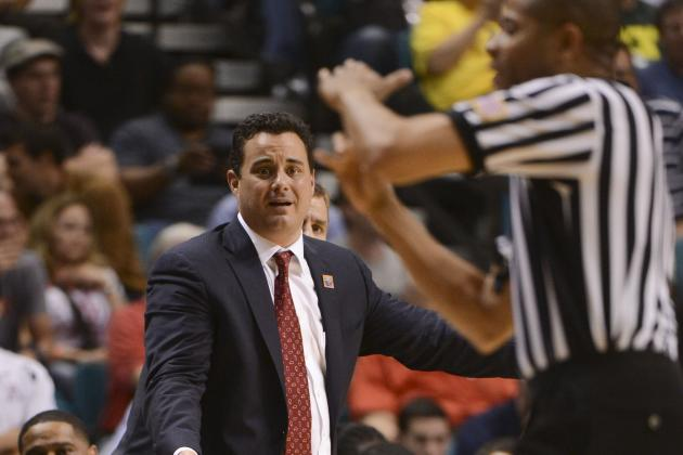 Arizona Head Coach Sean Miller Reprimanded, Fined by Pac-12