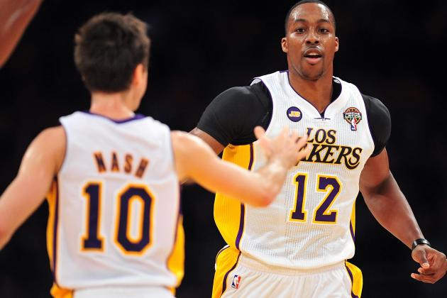 Lakers Move Four Games Above .500 with Win over Kings