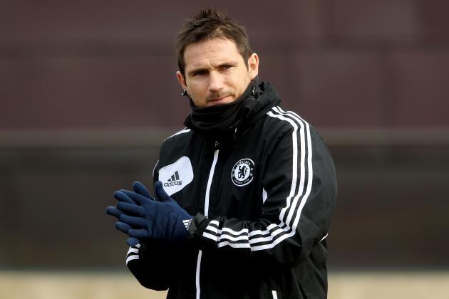 Chelsea Transfer News: Latest Success Shows Frank Lampard Deserves New Deal