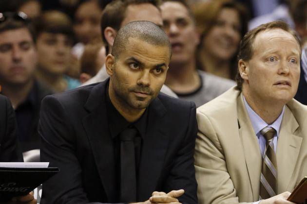 How Worried Should San Antonio Spurs Be About Their Late-Season Injury Woes?