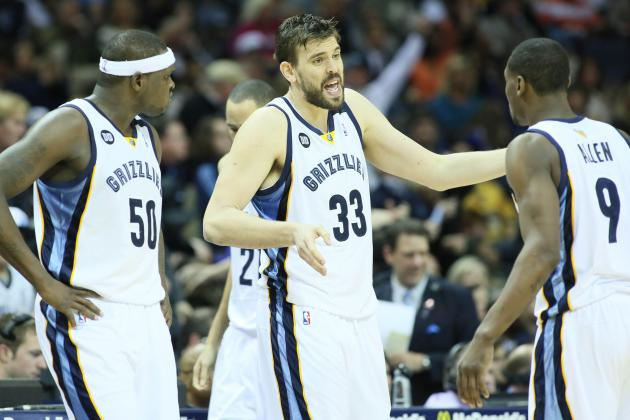 Memphis Grizzlies Shouldn't Blow Up Roster If They Can't Get out of 2nd Round