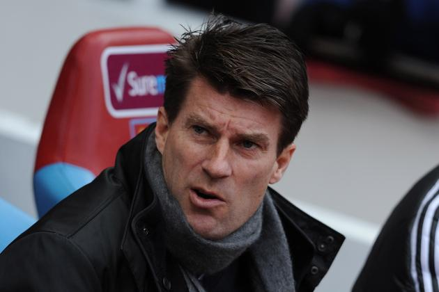 Laudrup Has Warned the Clubs Fans They May Have to Lower Their Expectations