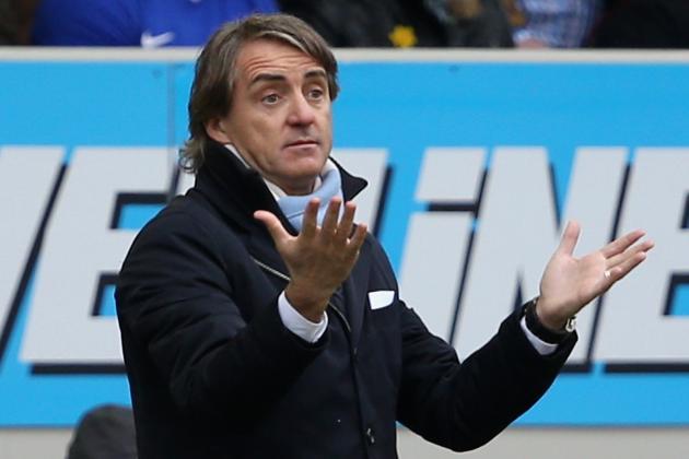Platt Says Manchester City's Owners Retain Faith in Under-Fire Boss Mancini