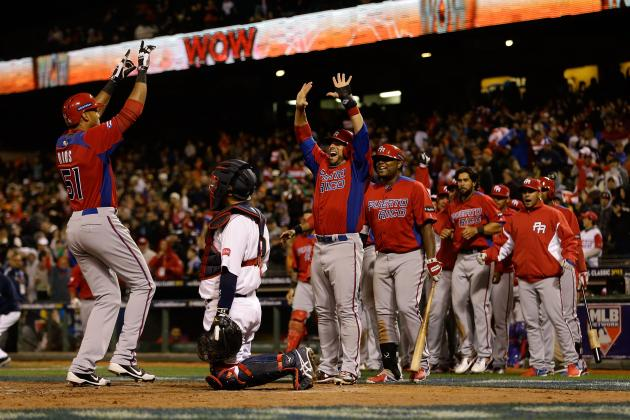 World Baseball Classic Semifinals 2013 Results: Scores, Highlights and Analysis