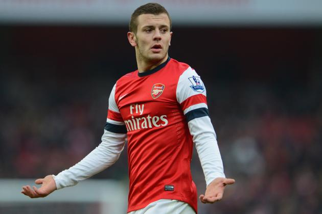 Arsenal Rocked as Wilshere Ruled out for Six More Weeks with Ankle Injury