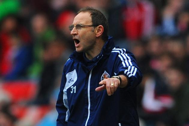 Sunderland Manager Martin O'Neill Says Pressure Has Got to Players