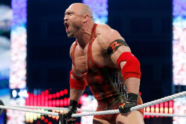 Ryback Must Win Against the Shield at WrestleMania 29