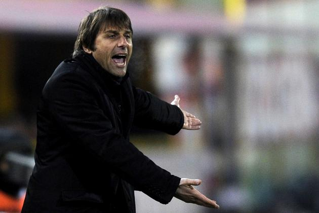 Antonio Conte Has Hinted That He Could Soon Leave Juventus for Foreign Climes
