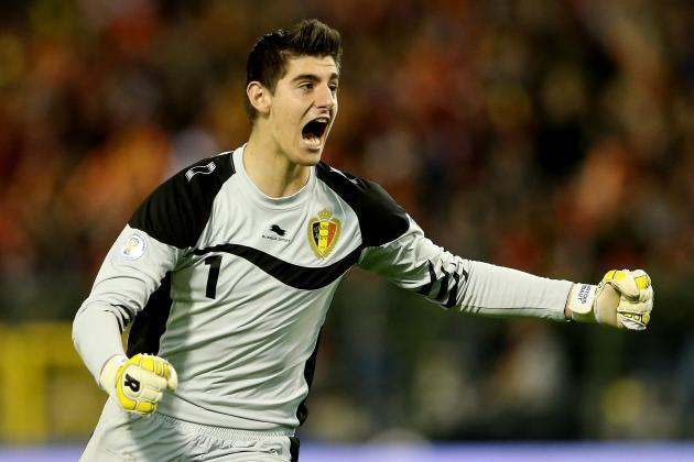 Atleti to Make Courtois Move?