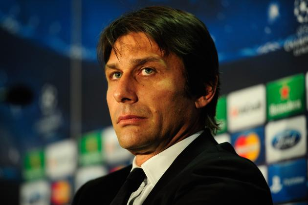 Juve: Conte Staying, No to Ibra