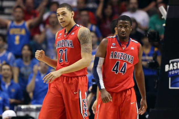 No. 11 Belmont vs. No. 6 Arizona: Game Time, Predictions, TV and Spread Info