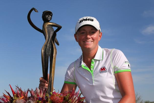 Stacy Lewis New World No. 1 in Spite of Television Fans