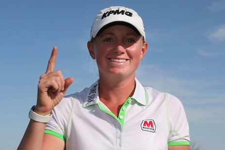 Stacy Lewis Becomes New No. 1 Golfer in the World