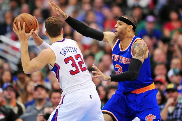 Kenyon Martin Says the LA Clippers Aren't Built for the Playoffs