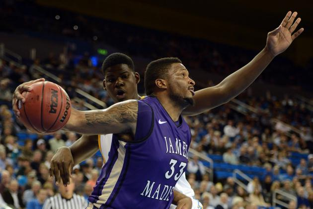 Report: James Madison Forward Rayshawn Goins Arrested Sunday Evening