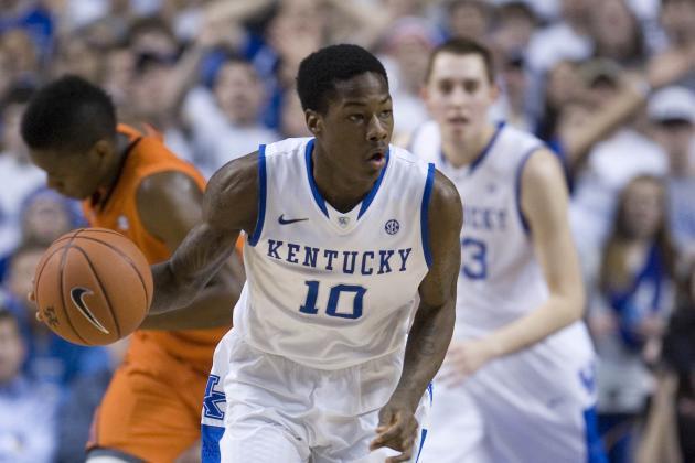 UK Basketball: How Kentucky's Collapse Will Hurt NBA Stock of Star Wildcats