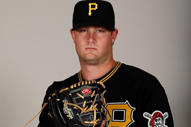 Pirates Reassign Top Prospect Gerrit Cole to Minor-League Camp