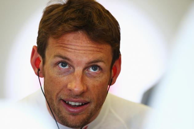 Button Says 2013 McLaren Will Not Win a Race Without Radical Change